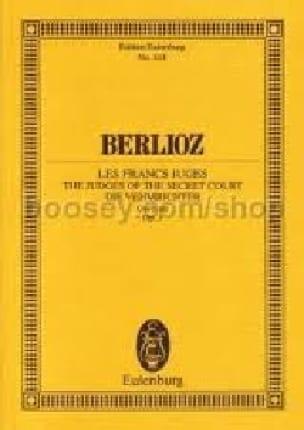 Les Francs-Juges, Op. 3 - Ouverture - BERLIOZ - laflutedepan.com