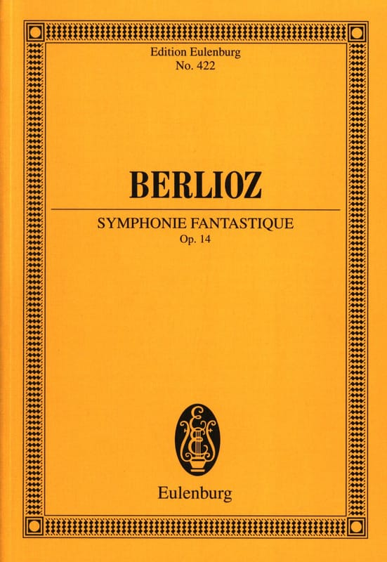 BERLIOZ - Fantastic Symphony - Partition - di-arezzo.co.uk