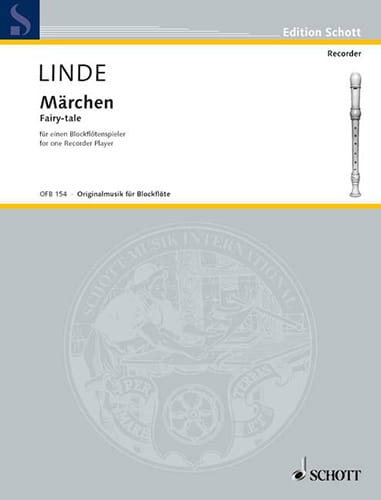 Märchen - Hans-Martin Linde - Partition - laflutedepan.com