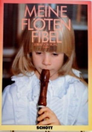 Meine Flötenfibel - Jerratsch Gisela / Rühl Herbert - laflutedepan.com