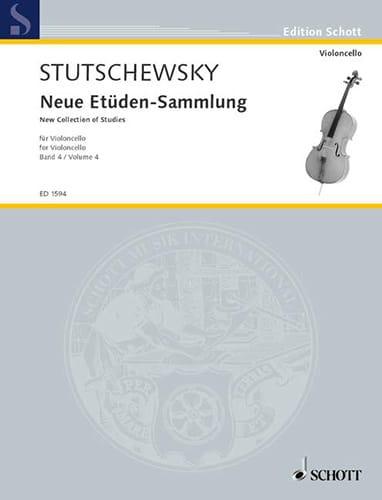 Neue Etüden-Sammlung - Bd. 4 - laflutedepan.com