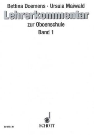 Oboenschule - Lehrkommentar, Bd 1 - laflutedepan.com