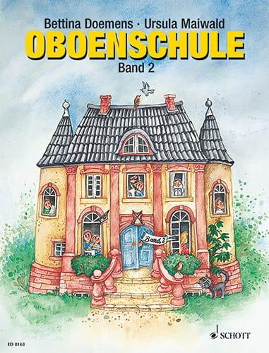 Oboenschule - Bd. 2 Méthode de Hautbois - laflutedepan.com