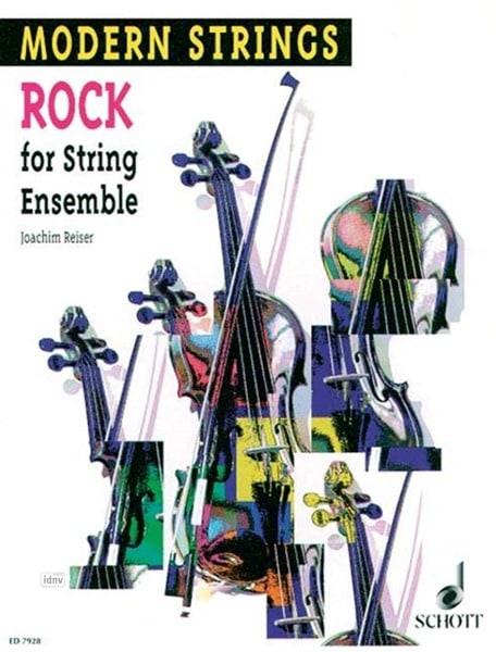 Rock for String Ensemble - Joachim Reiser - laflutedepan.com