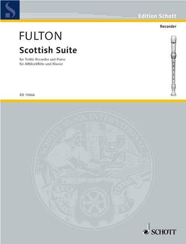 Scottish suite - Norman Fulton - Partition - laflutedepan.com