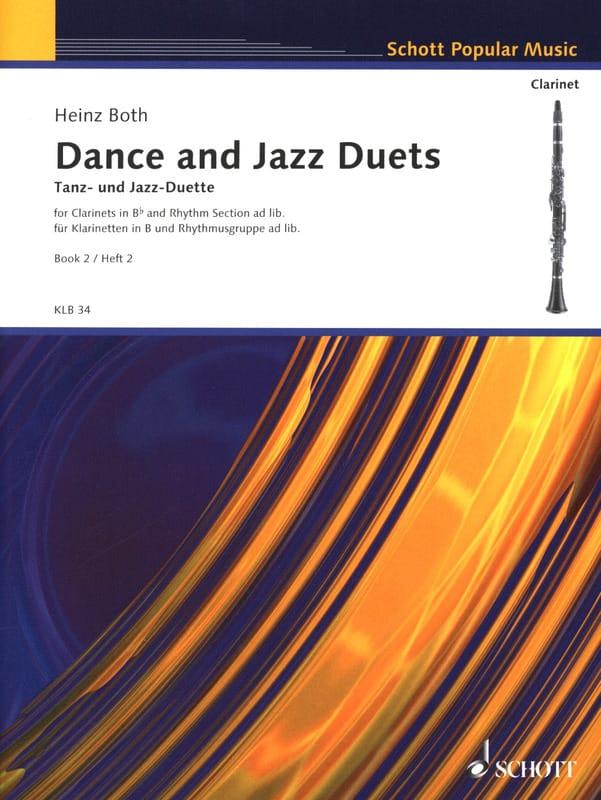 Tanz- Und Jazz-Duette, Bd. 2 - Klarinetten - laflutedepan.com