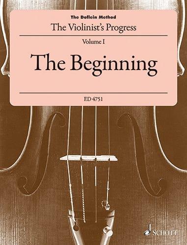 The Doflein Method, Volume 1 engl. - laflutedepan.com