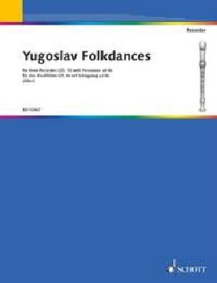 Yugoslav Folkdances - Partition - Flûte à bec - laflutedepan.com
