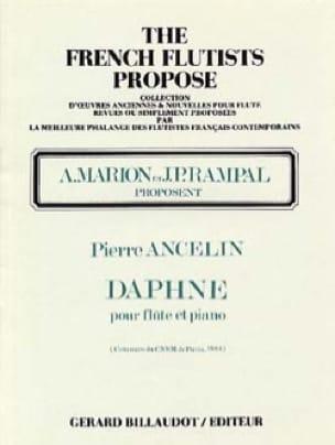 Daphné - Pierre Ancelin - Partition - laflutedepan.com