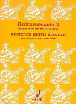 Guitarcosmos - Bd. 2 - Brindle Reginald Smith - laflutedepan.com