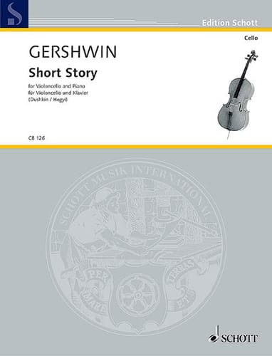 George Gershwin - Short Story - Partition - di-arezzo.co.uk