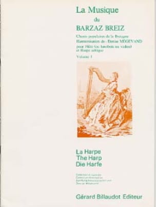 - The Music of Barzaz Breizh - Volume 1 - Partition - di-arezzo.com