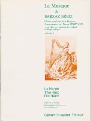 La Musique du Barzaz Breizh - Volume 1 - laflutedepan.com