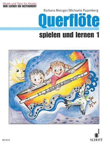 Querflöte spielen und lernen 1 - laflutedepan.com