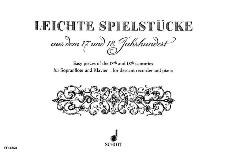 Leichte Spielstücke - laflutedepan.com
