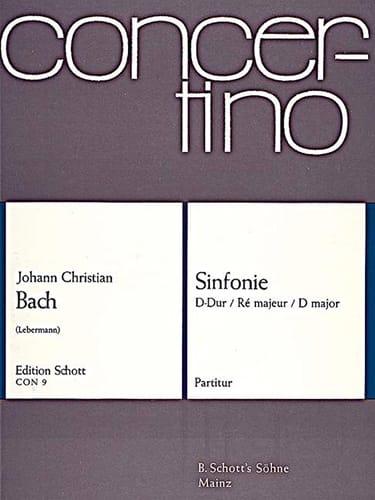 Sinfonie D-Dur 1777 -Partitur - laflutedepan.com