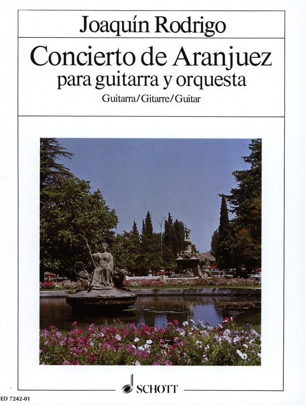 Concierto de Aranjuez -guitare soliste - RODRIGO - laflutedepan.com