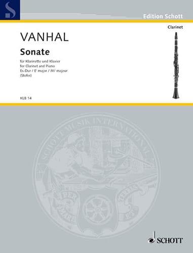 Sonate Es-Dur -Klarinette Klavier - laflutedepan.com