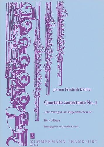 Quartetto concertante n° 3 -4 Flöten - laflutedepan.com