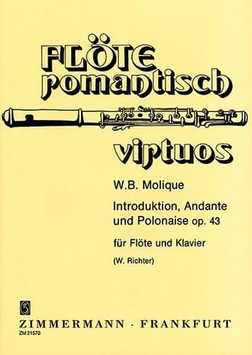 Introduktion, Andante und Polonaise op. 43 - laflutedepan.com