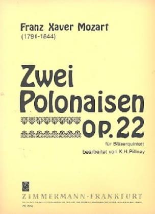 2 Polonaisen op. 22 - Bläserquintett - laflutedepan.com
