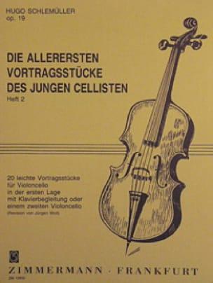 Die Allerersten Vortragsstücke op. 19, Volume 2 - laflutedepan.com