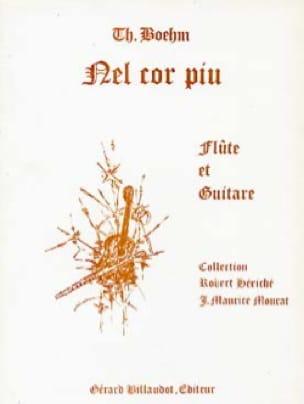 Nel cor piu op. 4 - Theobald Boehm - Partition - laflutedepan.com