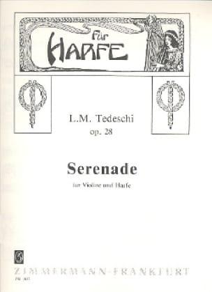 Sérénade op. 28 - Luigi Maurizio Tedeschi - laflutedepan.com