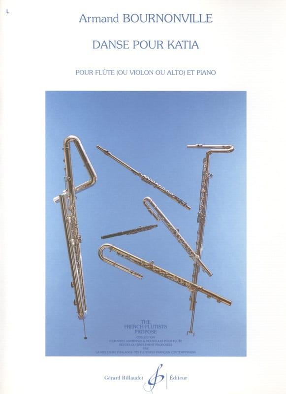 Armand Bournonville - Dance for Katia - Partition - di-arezzo.com