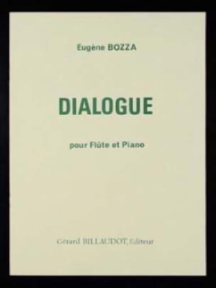Eugène Bozza - diálogo - Partition - di-arezzo.es
