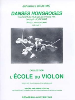 BRAHMS - Hungarian Dance Volume 2 - No. 11 A 21 - Partition - di-arezzo.co.uk