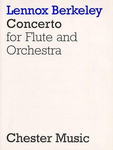 Concerto for Flute op. 36 - Flute piano - laflutedepan.com