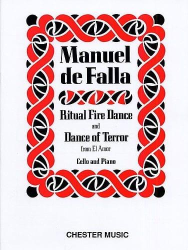 DE FALLA - Ritual Fire Dance / Dance of Terror - Partition - di-arezzo.co.uk
