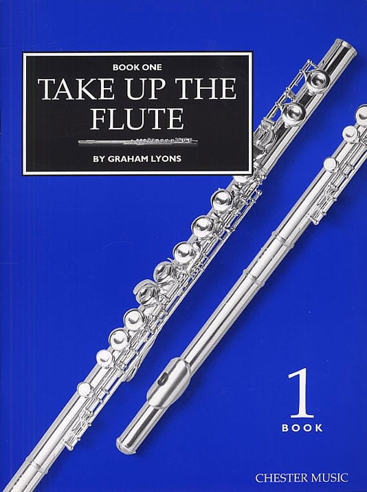 Take up the flute - book 1 - Graham Lyons - laflutedepan.com
