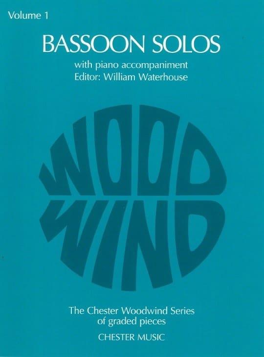 - Bassoon Solos - Volume 1 - Partition - di-arezzo.com