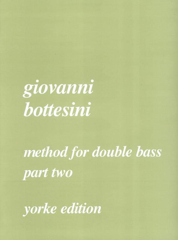 Method for double bass, part 2 - BOTTESINI - laflutedepan.com