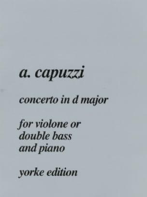 Concerto in D major - Double bass - laflutedepan.com