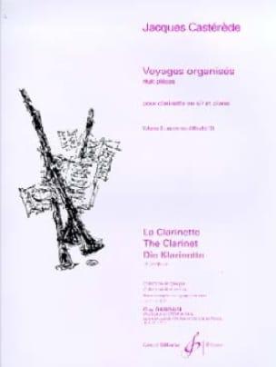 Jacques Casterède - Excursiones organizadas - Volumen 2 - Partition - di-arezzo.es