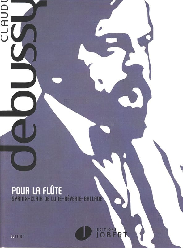 DEBUSSY - For the flute - Partition - di-arezzo.co.uk