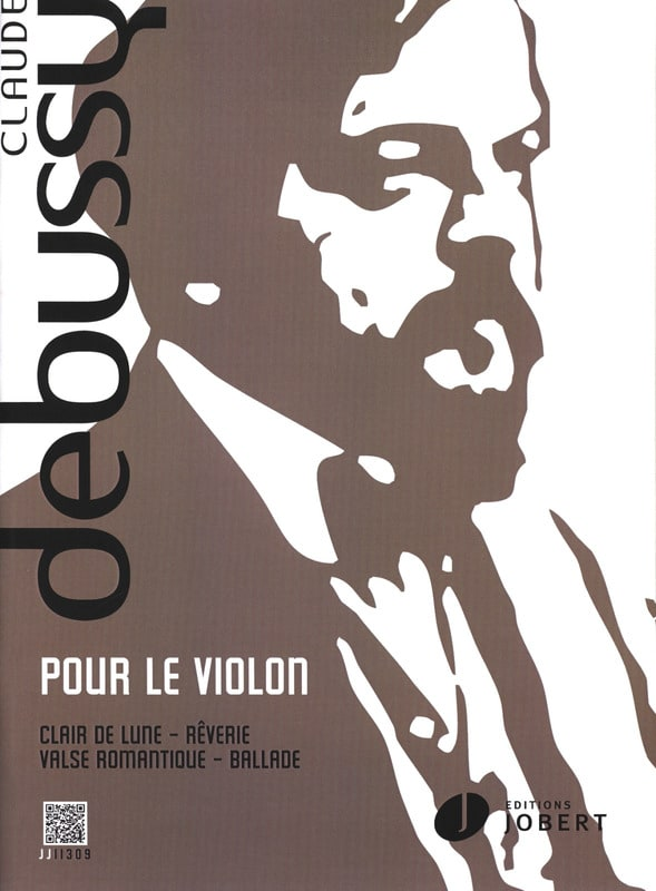 DEBUSSY - For the violin - Partition - di-arezzo.co.uk