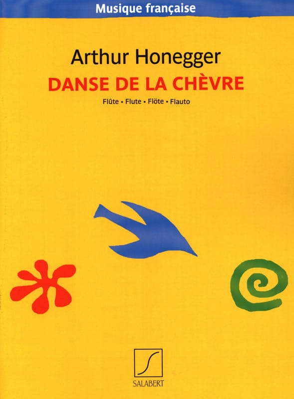 Arthur Honegger - Dance of the goat - Partition - di-arezzo.com