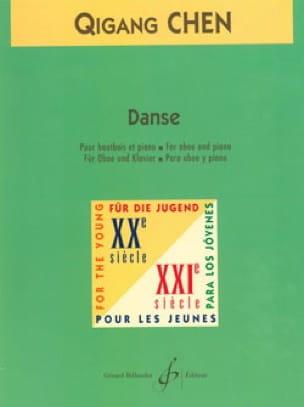 Danse - Qigang Chen - Partition - Hautbois - laflutedepan.com