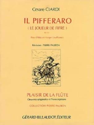 Il Pifferaro op. 122 - Cesare Ciardi - Partition - laflutedepan.com