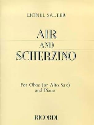 Air and Scherzino - Lionel Salter - Partition - laflutedepan.com