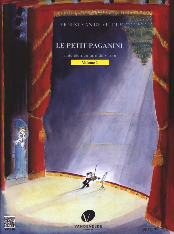 - The Little Paganini Volume 1 - Partition - di-arezzo.com