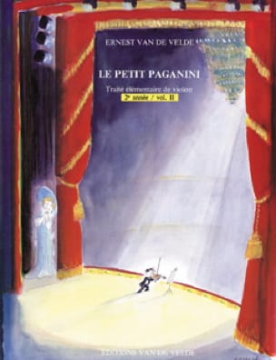 - The Little Paganini Volume 2 - Partition - di-arezzo.com