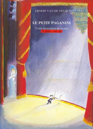 - The Little Paganini Volume 3 - Partition - di-arezzo.com