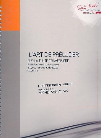 L'Art de préluder sur la flûte traversière op. 7 - laflutedepan.com