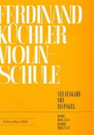 Ferdinand Kuchler - Violinschule - Band 2, Heft 1 - Partition - di-arezzo.co.uk