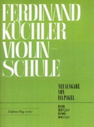 Ferdinand Kuchler - Violinschule - Band 1, Heft 2 - Partition - di-arezzo.co.uk